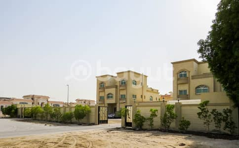 1 Bedroom Apartment for Rent in Khalifa City A, Abu Dhabi - European Compound brand new big ONE BHK Apartment in Khalifa City A
