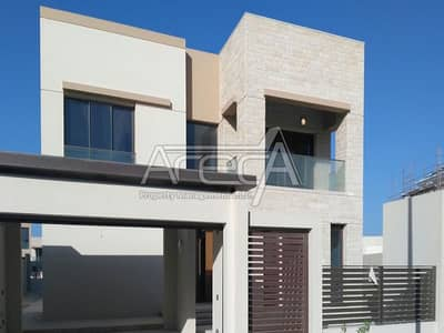 5 Bedroom Villa for Sale in Saadiyat Island, Abu Dhabi - Hottest Deal! Brand New Modern 5 Bed Villa in HIDD Al Saadiyat