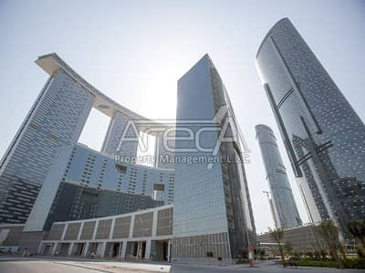 2 Bedroom Flat for Sale in Al Reem Island, Abu Dhabi - Hot Deal! Huge ROI with Sea Front 2 Bed Apt, Facilities! Gate Tower 1