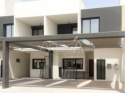 3 Bedroom Townhouse for Rent in Al Salam Street, Abu Dhabi - Brand New 3 Bedroom Townhouse in Khalifa Park, Salam Street Area!