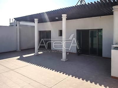 3 Bedroom Penthouse for Sale in Al Bateen, Abu Dhabi - Great Deal to Earn Huge ROI! City Center 3 Master Bed Penthouse with Facilities! Al Bateen