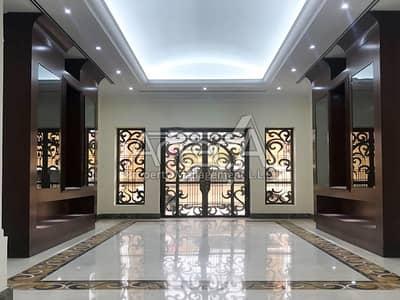 9 Bedroom Villa for Rent in Al Nahyan, Abu Dhabi - VVIP Exquisite, Brand New 9 Master Bed Villa! Al Nahyan Area