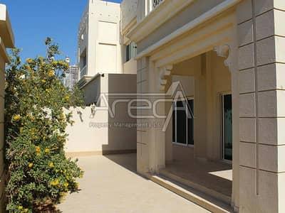 Villa for Rent in Corniche Road, Abu Dhabi - Deluxe Commercial Villa in Marina Village in Abu Dhabi! Strategically Located