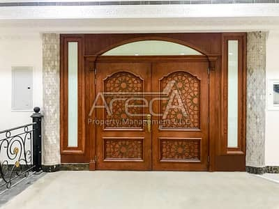 9 Bedroom Villa for Sale in Al Karamah, Abu Dhabi - Hottest Offer! Exquisite, Stunning 9 Master Bed VIP Villa! Earn Huge ROI