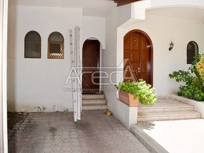4 Bedroom Villa for Rent in Airport Street, Abu Dhabi - Spacious 4 Bed Villa With Shared Pool! City Center Airport Road Area!