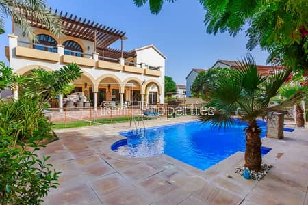 6 Bedroom Villa for Sale in The Villa, Dubai - 5BR Marbella w/ Huge Pool | Garden |Park