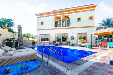 6 Bedroom Villa for Rent in The Villa, Dubai - Spacious Custom Built with Pool | Vacant