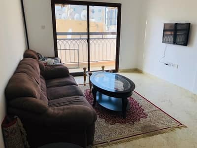 1 Bedroom Flat for Rent in Corniche Ajman, Ajman - 1bhk available brand new building