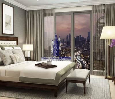 3 Bedroom Flat for Sale in Downtown Dubai, Dubai - 3BR In Boulevard Point with Burj/Fountain View @ Low Premium