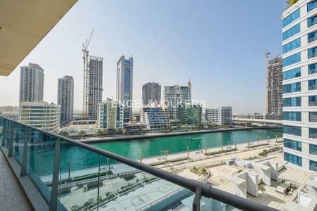 فلیٹ 2 غرفة نوم للايجار في دبي مارينا، دبي - Full Marina view | Spacious | Maids room