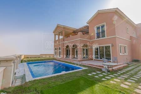 5 Bedroom Villa for Sale in The Villa, Dubai - 10K Plot Valencia   Pool   Park   Vacant