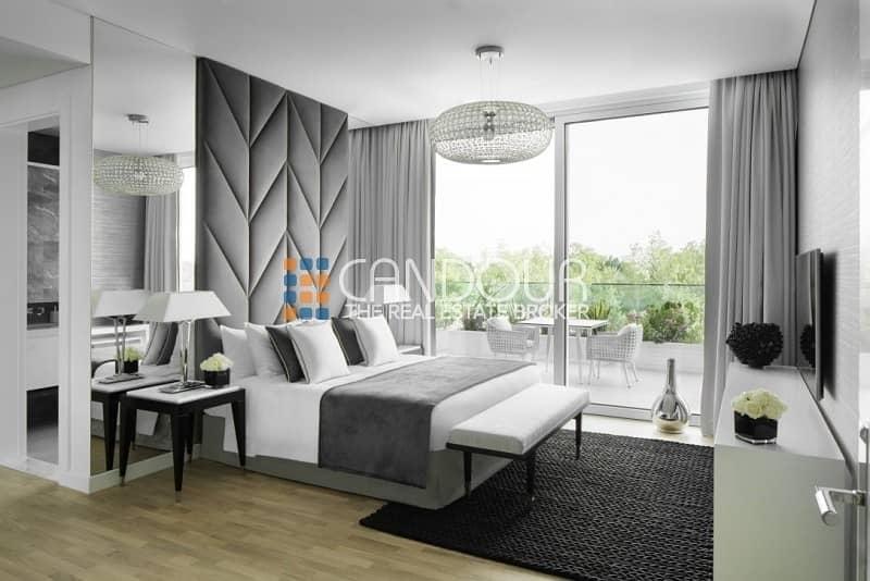 High End Apt | Dubai Skyline View| 1 Bed