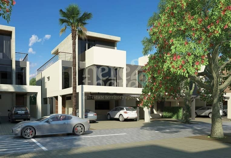 Hottest Deal in Faya 5BR Townhouse
