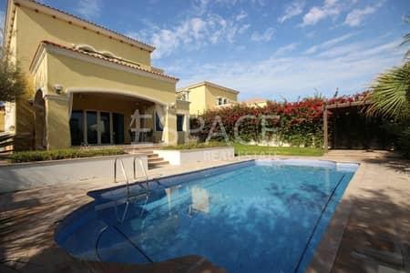 4 Bedroom Villa for Rent in Jumeirah Park, Dubai - Vacant - Corner Villa - Great Condition