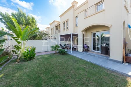 2 Bedroom Villa for Rent in The Springs, Dubai - Fully Upgraded | Community View
