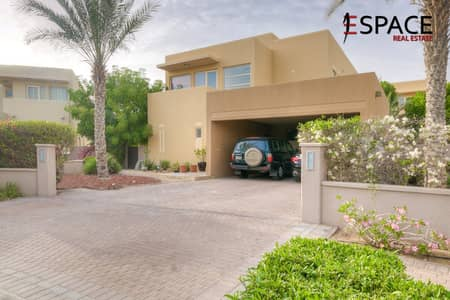 3 Bedroom Villa for Rent in Arabian Ranches, Dubai - Maintenance Contract - Amazing Location