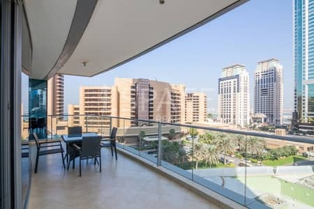 2 Bedroom Flat for Rent in Dubai Marina, Dubai - Amazing Location | Great Facilities | Vacant
