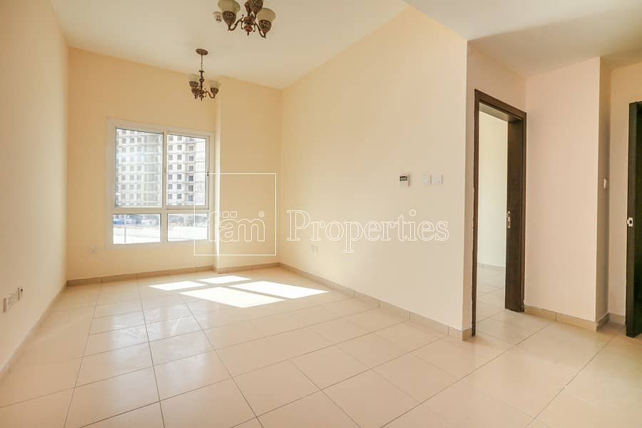 Perfect Rented 1 BHK Apt for Investment!