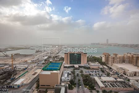2 Bedroom Flat for Sale in Dubai Marina, Dubai - High Floor with Full Sea View Vacant Now