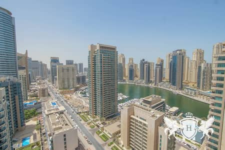 3 Bedroom Apartment for Rent in Dubai Marina, Dubai - Spacious 3 BHK I Unfurnished I Marina Mansion