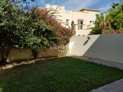 2 Bedroom Villa for Rent in The Springs, Dubai - 2 BHK l Back 2 Back l Type 4E I Spring 9