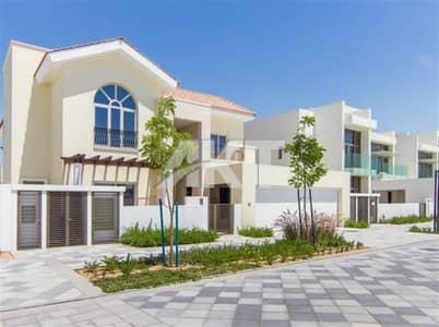 5 Bedroom Villa for Rent in Mohammad Bin Rashid City, Dubai - Live Luxury I MBR City I 5 beds I Mediterranean I Near Lagoon