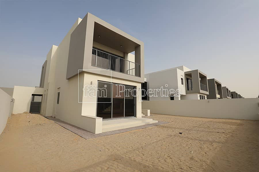 Sidra villa back to back in front of park and pool | Bayut com