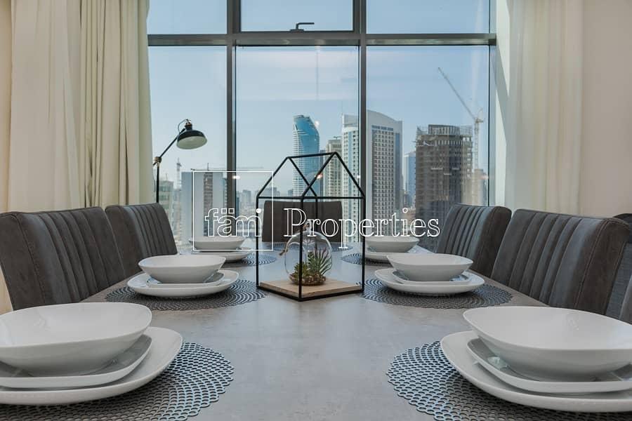 2 Dubai Cana Corner Unit|Interior Designed
