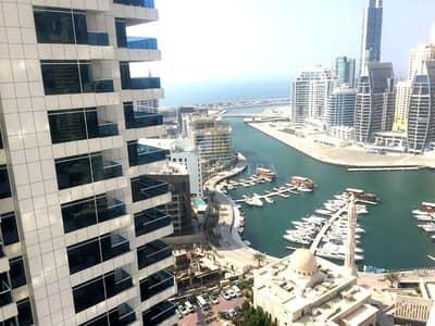 1 Bedroom Flat for Sale in Dubai Marina, Dubai - Investor Deal 10% Return Furnish 1BR 680K