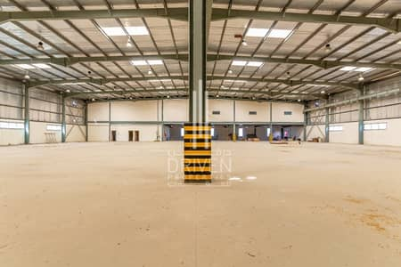 Warehouse for Sale in Jebel Ali, Dubai - Huge Warehouse in Affordable Selling Rate