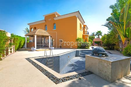 5 Bedroom Villa for Sale in Arabian Ranches, Dubai - 5BR Villa w/Modern Luxury Style and Pool