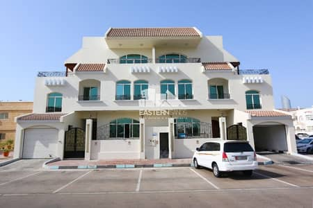 6 Bedroom Villa for Rent in Al Khalidiyah, Abu Dhabi - Property