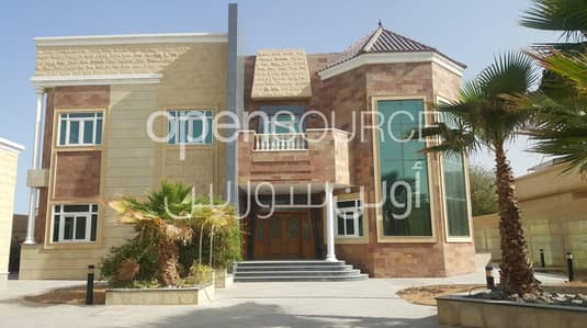High Quality Independent Villa with Maidsroom and Driversroom in Al Barsha 3