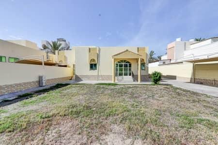 Single Storey 3 Bedroom Villa with huge garden space Available for rent in Al Wasl