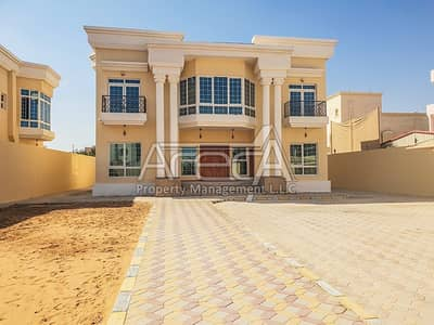 5 Bedroom Villa for Rent in Khalifa City A, Abu Dhabi - Standalone, Extravagant 5 Master Bed Villa for Rent in Khalifa City A!