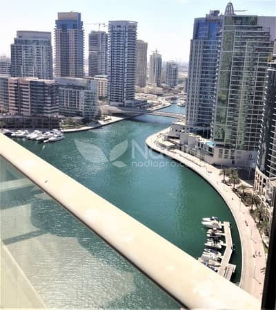 1 Bedroom Flat for Rent in Dubai Marina, Dubai - Spacious 1Bedroom |Marina Promenade Paloma X3 |Dubai Marina