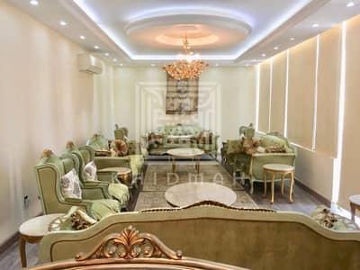 5 Bedroom Townhouse for Sale in Al Raha Gardens, Abu Dhabi - Fully Upgraded Corner 5 Bedroom Townhouse in Al Raha Gardens