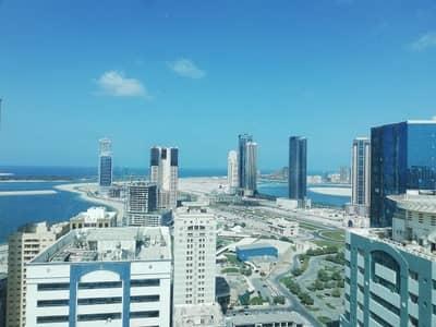 شقة 2 غرفة نوم للايجار في التعاون ، الشارقة - 3bhk in al taawun with open view 44k 12cheques