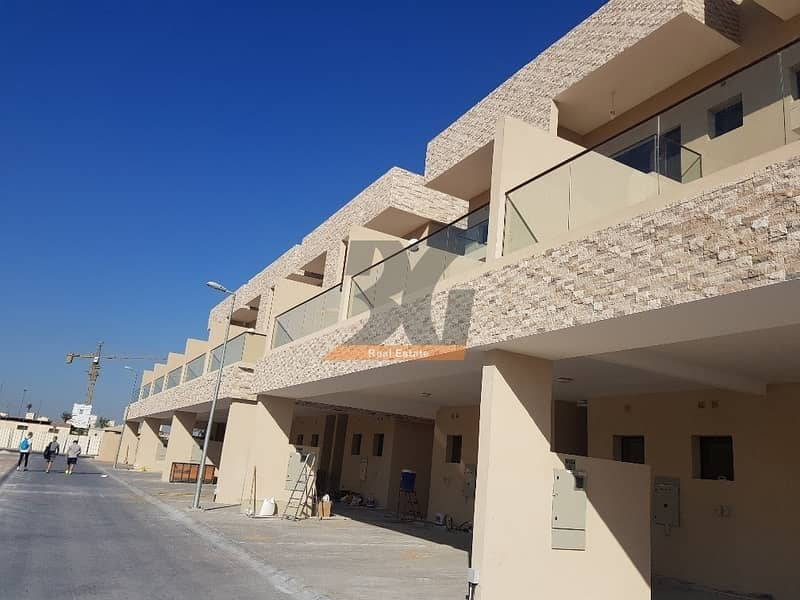 2 4BHK Corner Villa In JVC With Private lift