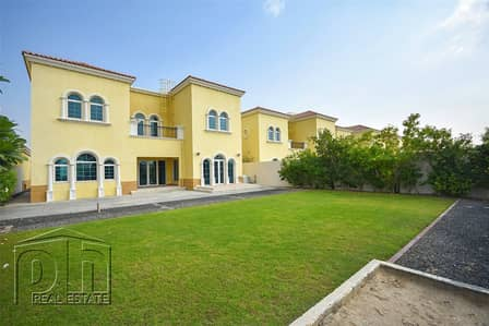 3 Bedroom Villa for Sale in Jumeirah Park, Dubai - Great Location|Large Plot|Back To Back