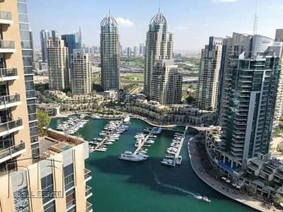 2 Bedroom Flat for Sale in Dubai Marina, Dubai - Large 2 bedroom | Marina View | Brand New