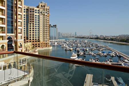 Studio for Rent in Palm Jumeirah, Dubai - Newly Redecorated Studio with Sea Views