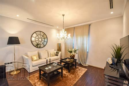 3 Bedroom Villa for Rent in Jumeirah Park, Dubai - Great location Fully Furnished Ready to move