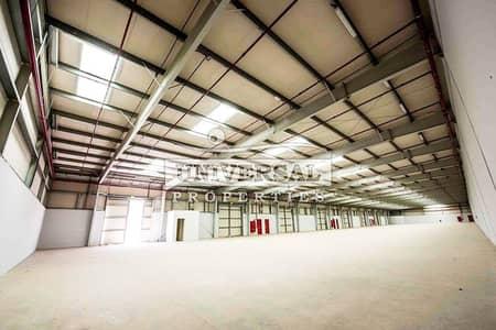 Warehouse for Rent in Al Jurf, Ajman - 6,600 Sqft Warehouse Available For Rent in Ajman Al Jurf Area  3 Phase Electricity