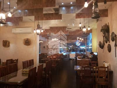 Restaurant for sell|Only the space| not the business|  With key money.
