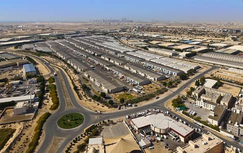 Warehouse for Rent in Dubai Industrial Park, Dubai - 13,000 Sq Ft. Available Warehouse For Rent