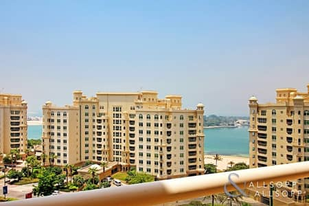 3 Bedroom Flat for Sale in Palm Jumeirah, Dubai - High floor | Vacant on Transfer | 3 Beds