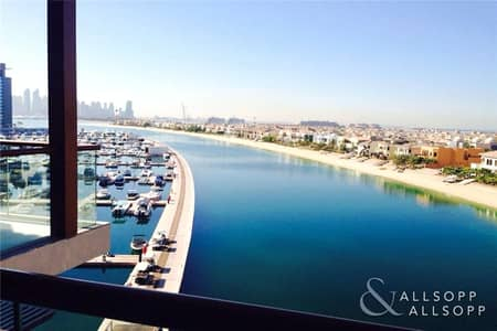 1 Bedroom Flat for Sale in Palm Jumeirah, Dubai - Sea Views | Tenanted | Close to New Mall