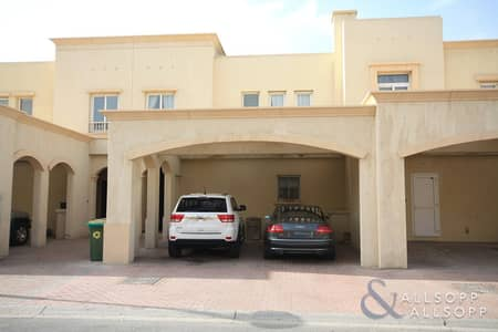 3 Bedroom Villa for Rent in The Springs, Dubai - Extended | Backing Pool & Park | 3 Beds
