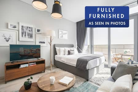 Studio for Rent in DIFC, Dubai - New   High End Furniture   Za'abeel View